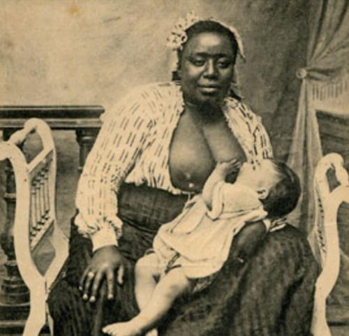 Lesbian nude milk slave getting