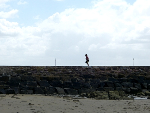 a run
