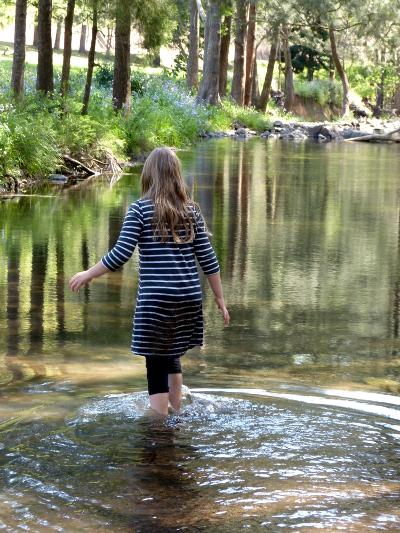bb creek walking