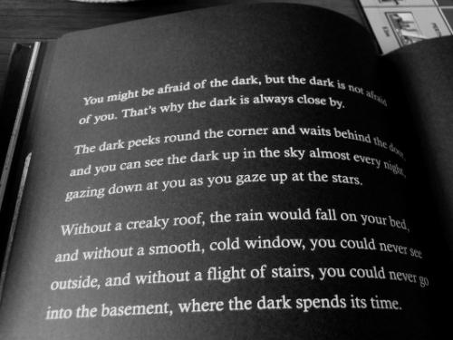 aa the dark bw